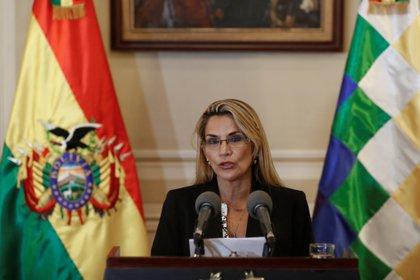 Jeanine Áñez, presidente interina de Bolivia tras la renuncia de Evo Morales (Reuters)