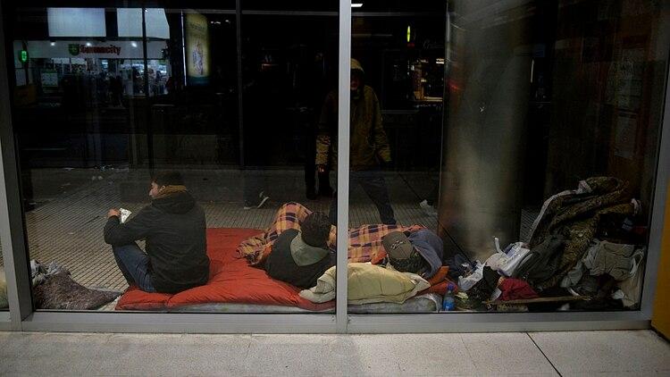 El 30% de los detenidos en procesos de flagrancia está en situación de calle (Gustavo Gavotti)