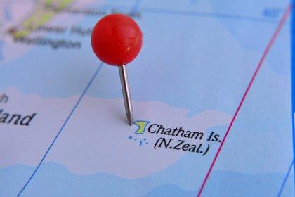 Las Islas Chatham evocan visiones de una tierra salvaje y remota unida al océano. Forman parte del territorio de Nueva Zelanda