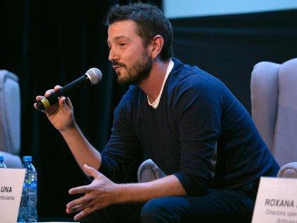 El actor mexicano Diego Luna. EFE/Iván Villanueva/Archivo