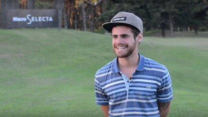 """El golf es la """"Llave Maestra"""" de su vida"""