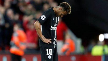 Neymar busca su salida del PSG y L'Equipe le dedicó una dura portada (Foto: Especial)