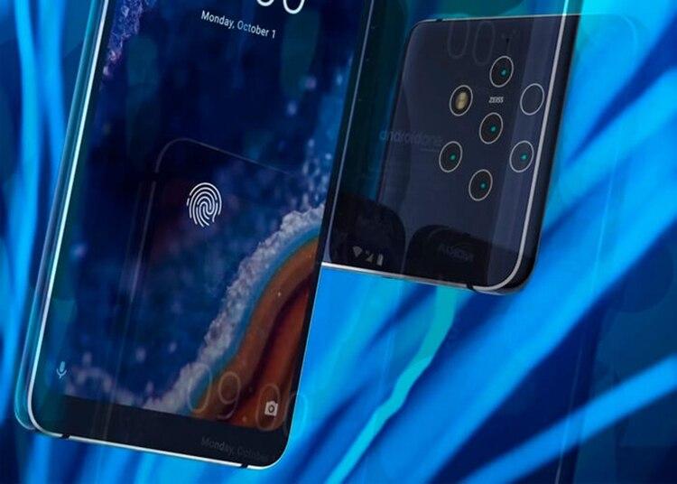 El nuevo Nokia tendría el escáner incluido en la pantalla