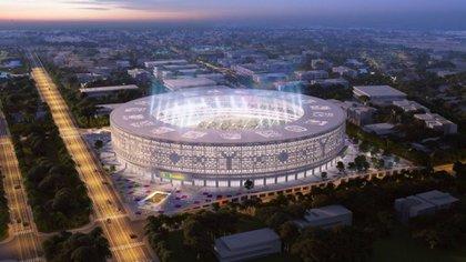 Este miércoles presentaron el nuevo estadio para albergar a las aficiones de los equipos de Venados y Leones (Foto: Estadio de Yucatán)