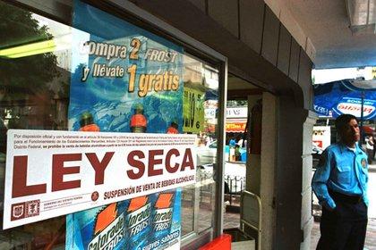 En Ecatepec, el segundo municipio más poblado de la República Mexicana, se anunció la suspensión temporal de venta (Foto: Cuartoscuro)