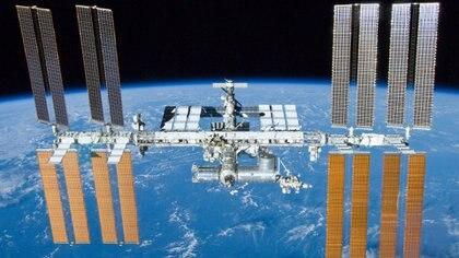 La estación espacial herramienta permite explorar la ISS