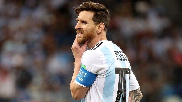 Argentina perdió con Croacia y complicó seriamente su clasificación a octavos (Reuters)