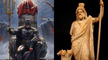 Batman y Hades