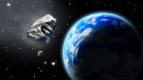 El asteroide no será visible a simple vista pero los aficionados equipados de buenos telescopios podrían tener la suerte de capturar imágenes (Istock)