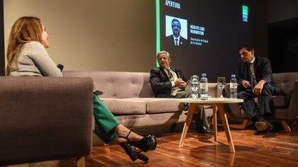 La entrevista pública al secretario de Salud de la Nación fue realizada por Alex Milberg, publisher de Forbes Argentina, y Daniela Blanco, directora de Tendencias Infobae