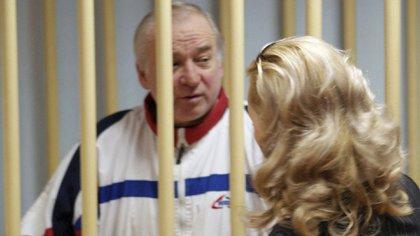 El espía ruso SerguéiSkripal envenenado (Reuters)
