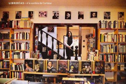 Bogotá será recorrida por sus escritores en la Ruta Literaria de Bogotá. En la foto: Librería Casa Tomada de la capital.