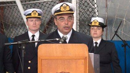 El Contraalmirante López Mazzeo sostiene que quiso recurrir a un vehículo sumergible inglés y ello no le fue permitido