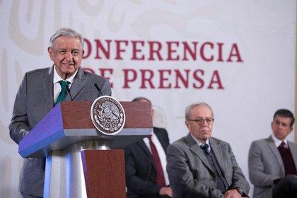 Respecto al tema de los gobernadores de la Alianza Federalista, AMLO recordó que su administración mandó un presupuesto a la Cámara de Diputados, dependencia que tiene la tarea de aprobar dicho presupuesto Foto: Presidencia de México.