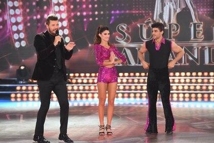 """Lola Latorre y Facundo Insúa en el """"Bailando"""" (LaFlia)"""