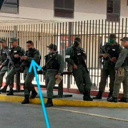 El Comité de Derechos Humanos de La Guajira identificó como el teniente Castro al responsable de dar la orden de reprimir la manifestación de los wayuu