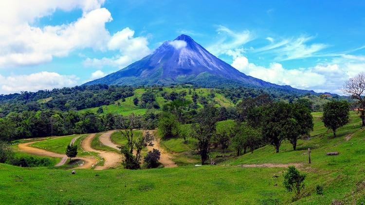 Más del 25% del territorio en Costa Rica está dedicado a parques, reservas nacionales y tierras protegidas