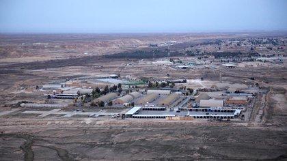 Base iraquí de Ain al Asad. (AP)
