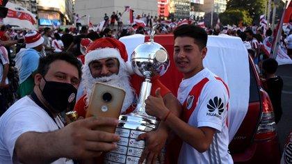 Infaltable la Copa Libertadores (Foto: Nicolás Stulberg)