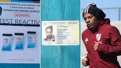 Lo que secuestró la Policía tras la detención de la hermana de Nicolás De La Cruz