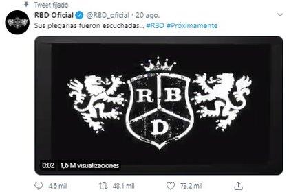 (Foto: RBD Oficial)