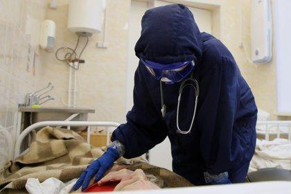 Hospital en Vologda, Rusia. REUTERS/Anton Vaganov