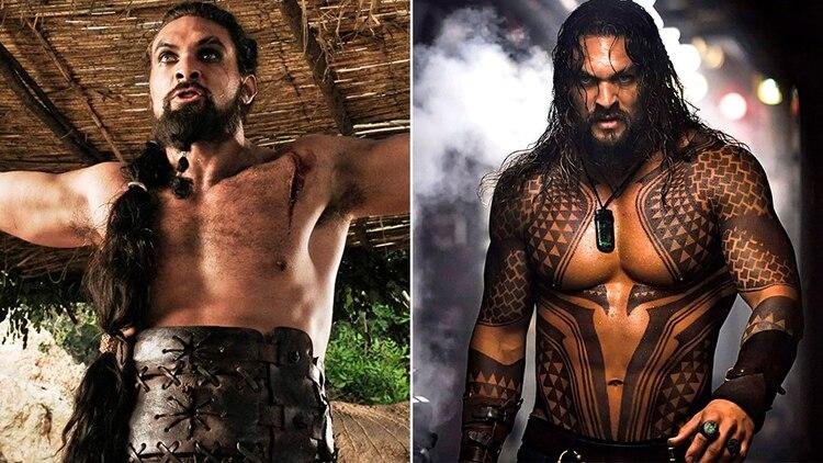 """""""Khal Drogo"""" y """"Aquaman"""" fueron los personajes con los que el actor alcanzó la fama internacional (Foto: Instagram)"""