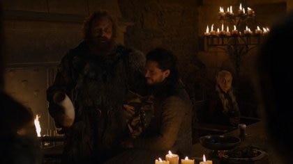 """La explicación de HBO sobre la taza de café en el último episodio de """"Game of Thrones"""""""
