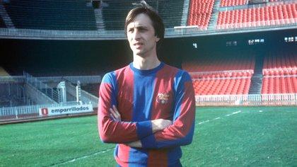 La leyenda de Johan Cruyff se agiganta a los cinco años de su muerte