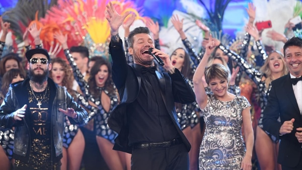 Apertura de ShowMatch