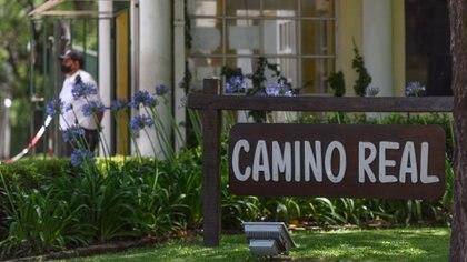 La reunión ocurrió en una casa del barrio privado Camino Real (Adrián Escandar)