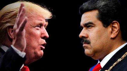 Washington ha impuesto en los últimos años numerosas sanciones contra el régimen de Nicolás Maduro