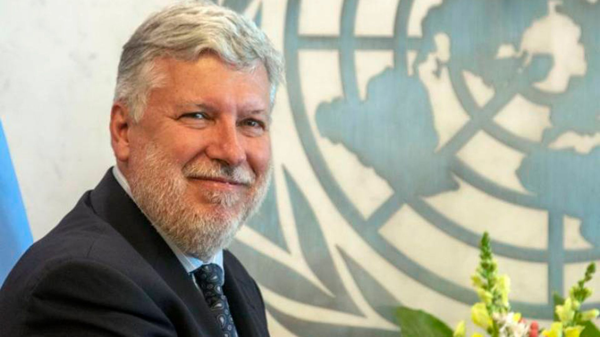 El embajador español ante Naciones Unidas, Agustín Santos