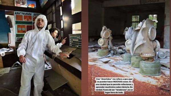 Resultado de imagen para luisito comunica chernobyl