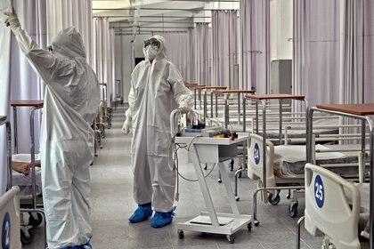 Actualmente, la entidad con la mayor carga en cuanto a la disponibilidad de camas en hospitalización general es Tabasco (Foto: AFP)