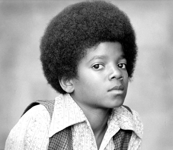 Michael Jackson de niño
