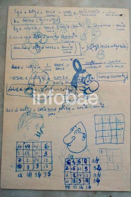 Los dibujos de Don Fulgencio y Ramona, populares personajes en la década del 70