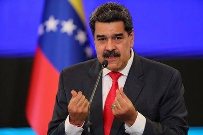 The dictator Nicolás Maduro (REUTERS / Manaure Quintero / File photo)