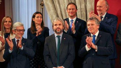 Gonzalo Blumel es el nuevo ministro del Interior de Chile (Reuters)