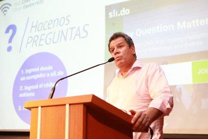 Dr. Facundo Manes, fundador y presidente honorario de Fundación INECO