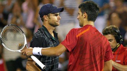 Roddick habló de la postura de Djokovic