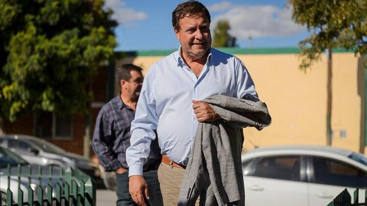 Alberto Weretilneck, gobernador de Río Negro, se quedaría sin la re-reelección (@Weretilneck)