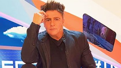 Daniel Ambrosino, en Intrusos (Instagram)