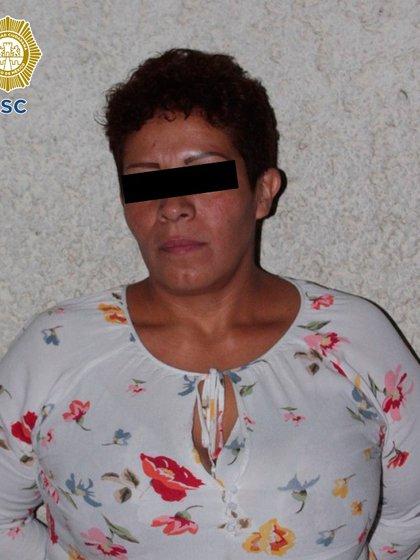 El 28 de octubre fue arrestado el hijo mayor de La Chofis, Adolfo H. J., mientras estaba en el velorio de su hermano menor Raúl, El Peluche, asesinado a balazos un día antes en la colonia Morelos (Foto: SSC)