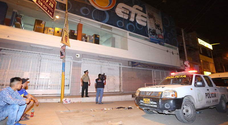 PNP capturó a temida Big Mama en VES. (Foto: Ojo /Foto. Referencial)