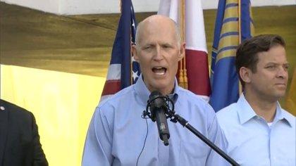 Rick Scott, gobernador de la Florida