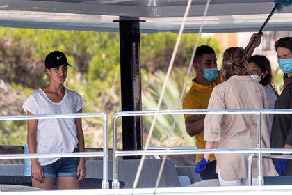 El Lujoso Catamaran De 5 Millones De Euros Que Estreno Rafael Nadal Con Su Esposa Mery Perello Infobae