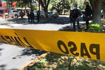 Balacera en Zapopan dejó un saldo de más de 30 detenidos y cuatro muertos (Foto: Fiscalía General del Estado de Jalisco)