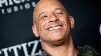 El actor estadounidense Vin Diesel. EFE/ Etienne Laurent/Archivo