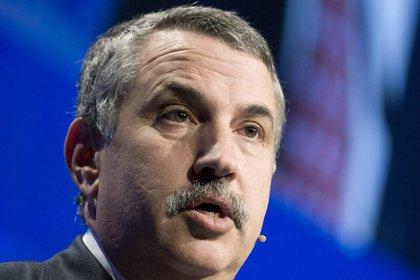Thomas Friedman (AP/Keyston/Peter Schneider)